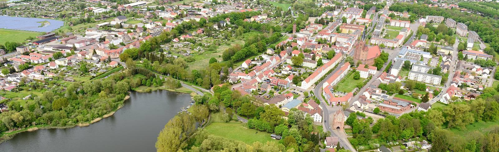 interaktive Städtetour Friedland